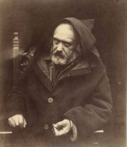Ravier en 1890 - photographié par Félix Thiollier
