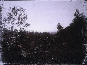 FAR, environs de Crémieu, négatif 21x29cm, col. part.
