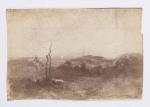 F.T., dessins de Ravier,  s.d. vers 1887. Epreuves  sur papier albuminé,  8x11cm. Coll. part.