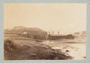 F.T., La vanne d'Optevoz,  s.d. vers 1874-1890.  Épreuve sur  papier albuminé,  20x26 cm. Coll. part.