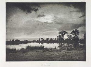 F.T., St Sulpice. S.d. vers 1880. Héliogravure, in Félix THIOLLIER. Le Forez pittoresque et monumental. Lyon. impr. Waltener. 1889. Pl. 77