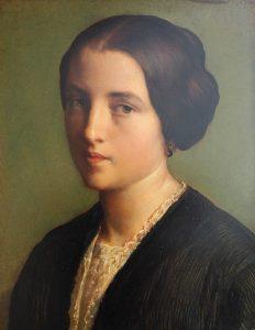 Antoinette Dessaigne épouse Ravier