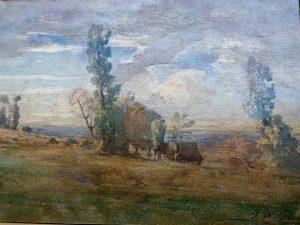 FAR,-Buron-en-Auvergne,-aq-sp,-circa1839,-anc-coll.FT
